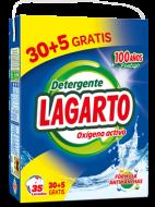 Detergente Lagarto Oxigeno Activo 35 Dosis