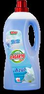 Suavizante Lagarto Clásico Azul 1350ml