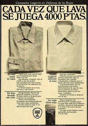 1975---LAGARTO---Detergente---Anuncio-LECTURAS---Cada-vez-que-lava-se-juega-4000-ptas