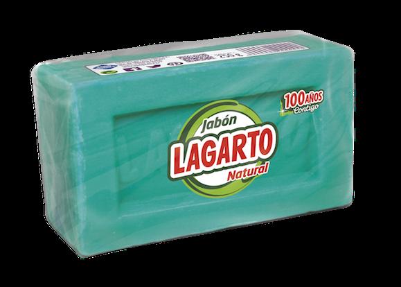 Jabón Lagarto Natural 250gr
