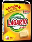 Detergente Lagarto al Jabón 35 Dosis