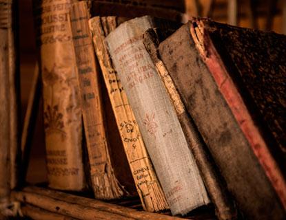 Cómo limpiar libros