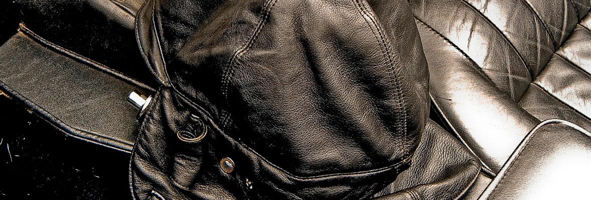 Cómo eliminar manchas de una prenda de cuero