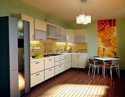 Despídete de las manchas en el techo de tu cocina