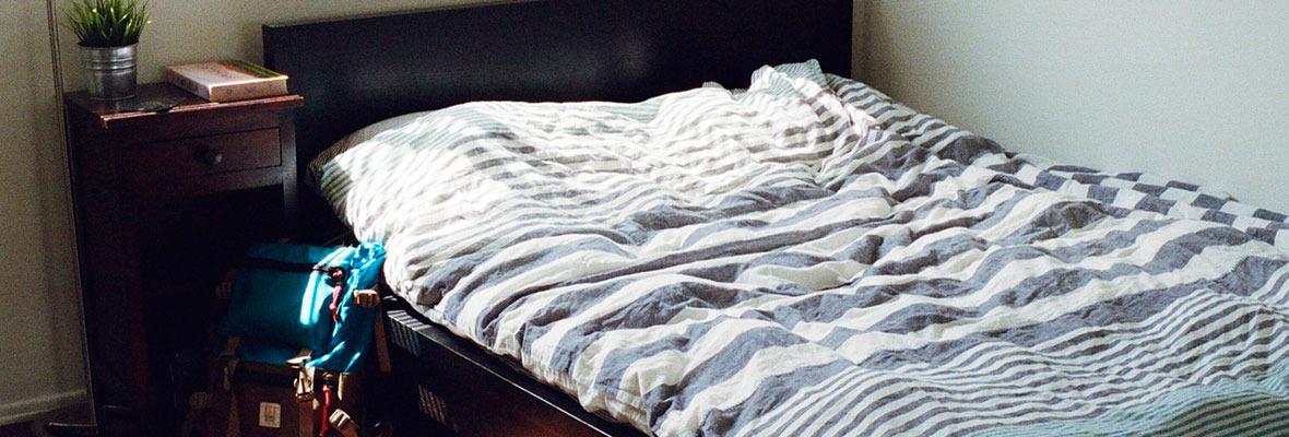 Cómo limpiar la ropa de cama