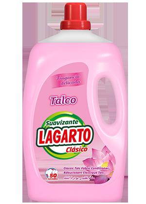 Suavizante Lagarto Clásico Talco 50 lavados