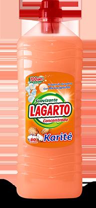 Suavizante Lagarto Concentrado Karite 2L