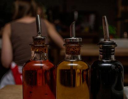 Distintos usos del vinagre