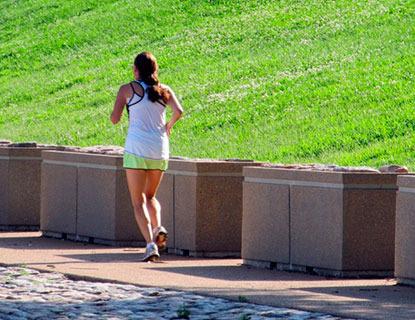 Cómo limpiar las zapatillas de correr