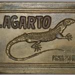 1950 Aprox - Molde original - Troquel LAGARTO