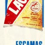 1964 - LAGARTO - Escamas de Jabón