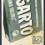 1973 - LAGARTO - Jabón Atomizado - Anuncio Revista Lecturas - Salve su ropa