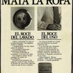 1975 - LAGARTO - Detergente - Anuncio LECTURAS