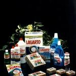 1990 - LAGARTO - Catálogo Productos