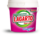 Quitamanchas Lagarto Ropa Color 600gr