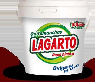 Quitamanchas Lagarto Ropa Blanco 600gr