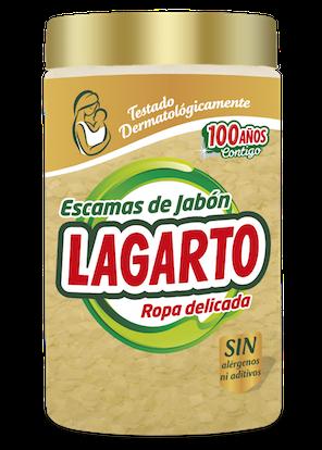 Escamas Jabón Lagarto Ropa Delicada 235 gr