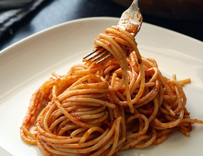 Acaba con las manchas de tomate