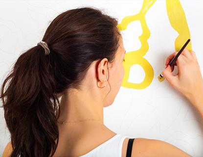 Cómo quitar manchas de pintura de la ropa