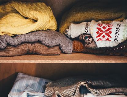 Elimina el olor a cerrado que adquiere la ropa
