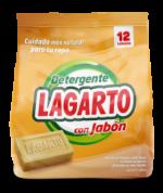 Ecopack Detergente Lagarto Al Jabón 12 Lavados